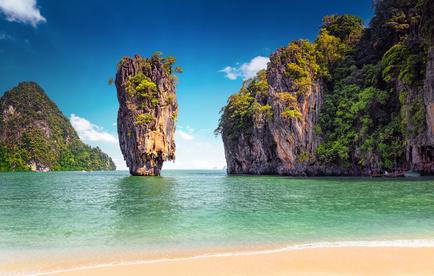Bangkok nach Phuket