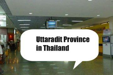 Hotels nach Regionen in Uttaradit Province Thailand