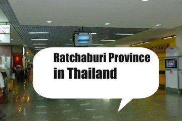 Hotels nach Regionen in Ratchaburi Province Thailand