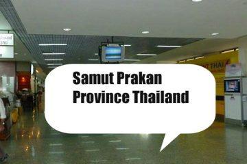Hotels nach Regionen in Samut Prakan Province Thailand