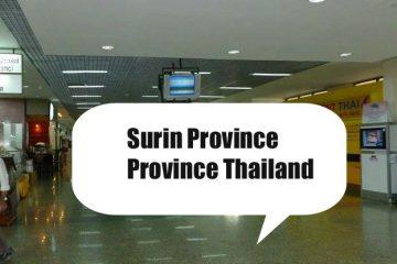 Hotels nach Regionen in Surin Province Thailand