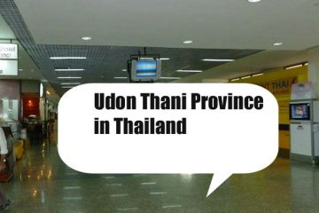 Hotels nach Regionen in Udon Thani Province Thailand